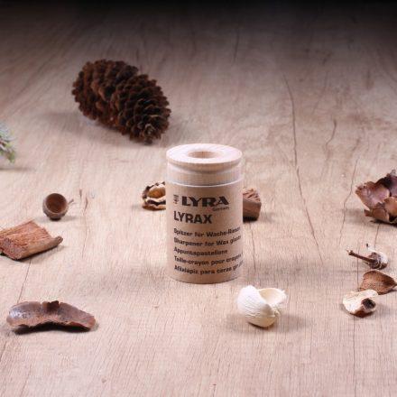 LYRA maxi hegyező viaszkrétákhoz