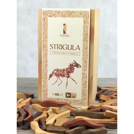 Strigula kreatív játék - Katsura Woodworks